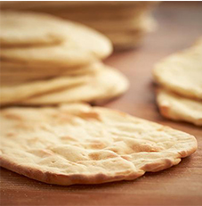 Gluten Free 10″ Oval Flatbread