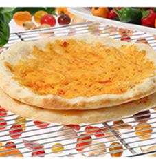 Rustic Style Pizza Crust 9.5″