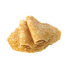 Small French Crepes 5.5 inch