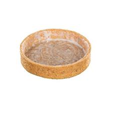 AOP Tartshell  Almond Large Round – La Rose Noire