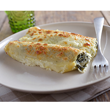 Cannelloni Cheese and Spinach (Ricotta)
