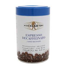 Espresso Decaffeinated Can