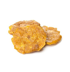 Tostones – Sliced Fried Plantains