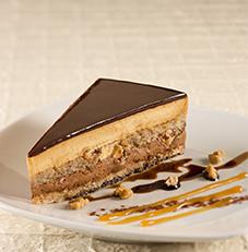 Caramel Emotion Sheet Cake