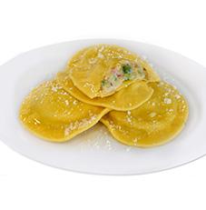 Girasoli Roasted Vegetable Ravioli with Smoked Gouda