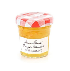 1 oz Orange Marmalade Bonne Maman Preserve