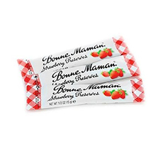 .05 oz Strawberry Preserve Stick Bonne Maman