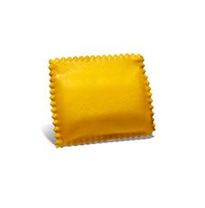 Yellow Pumpkin Ravioli