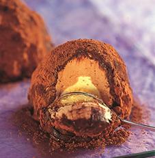 Chocolate Tartufo
