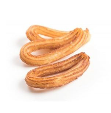 """Traditional Spanish Loop Churros 3 .35"""" (Ready To Fry)"""