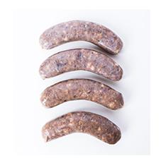 Duck Sausage w/Fig 10/1lb