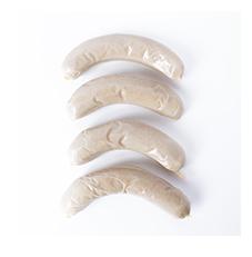 White Pudding Sausage (Boudin Blanc) 10/1lb