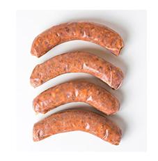 Chorizo Sausage with Paprika 10/1lb