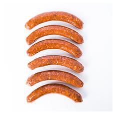Lamb Merguez Sausage 12/0.75lb