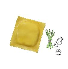 Vegan Asparagus Ravioli