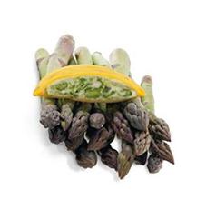 Panciotti With Asparagus Tips & Mascarpone Cheese